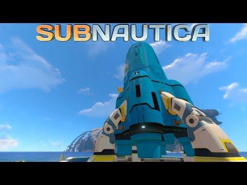 NEPTUNE ESCAPE ROCKET COMPLETE!! [Ep. 87]   Subnautica