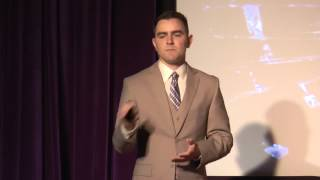 The Pitfalls of Masculinity in the Military and at Home | Adam Johnson | TEDxFurmanU