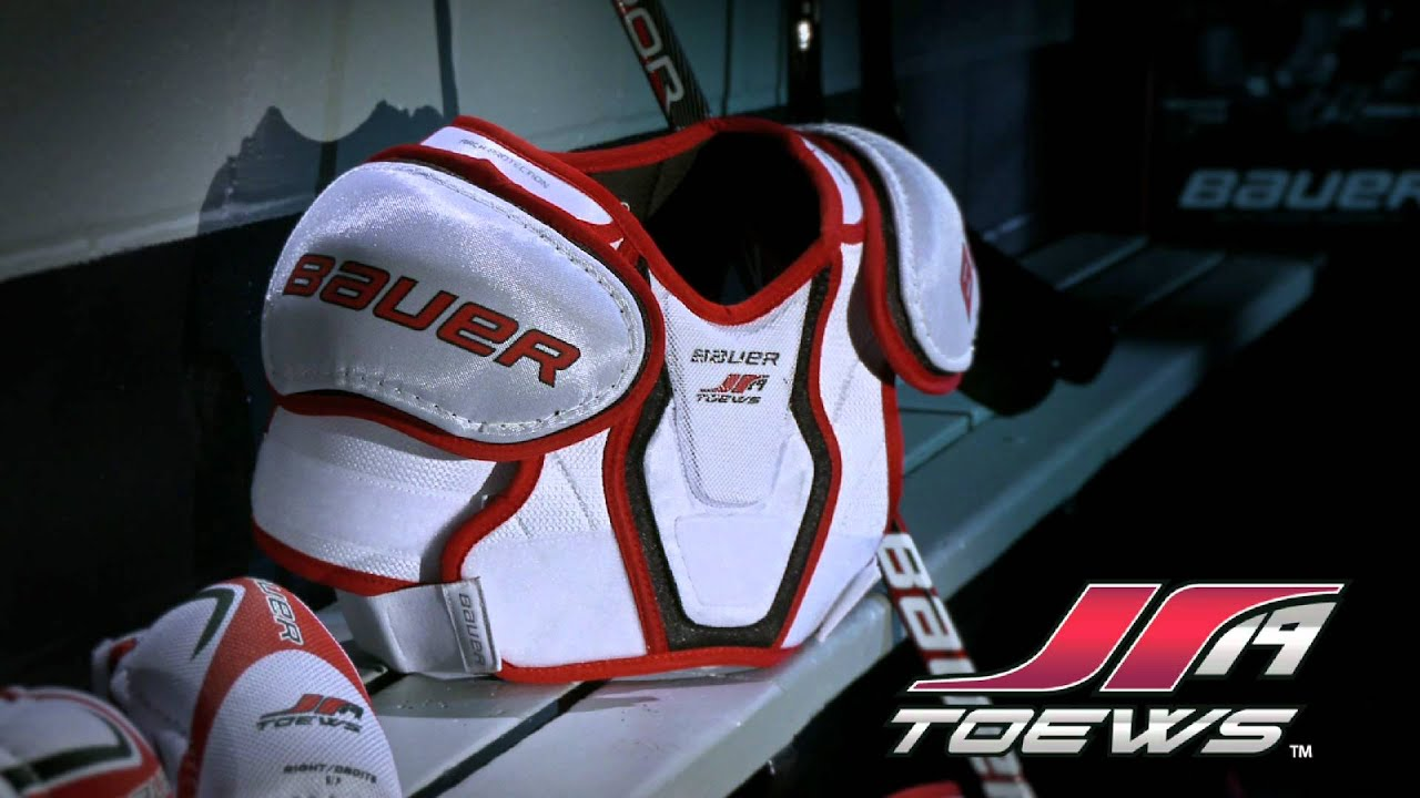 Bauer Jt19 Hockey Equipment From Canadian Tire Youtube
