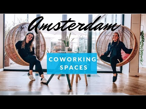 The Best Coworking Spaces in Amsterdam