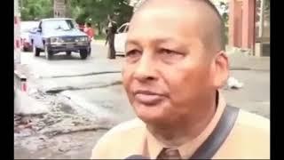 Detienen al Apóstol Santiago zuniga por no dejarse marcar los 666 por la policía