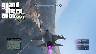 GTA 5 Online Versus: Acquire Targets III - King of the Skies (Flight School Graduates)