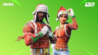 *NEW* NOG OPS & YULETIDE RANGER SKIN! December 2 New Skins - Gifting Skins LIVE (Fortnite Chapter 2)