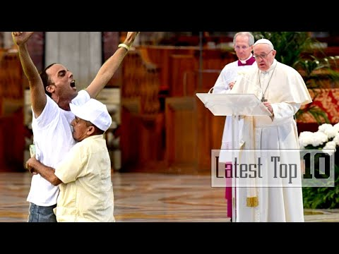 10 Times When The Pope's Security Got Breached