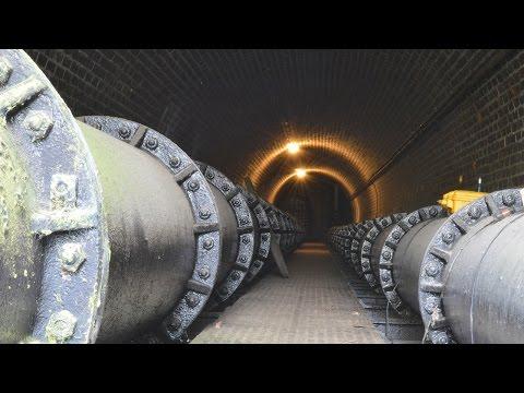 Exploring an underground reservoir - PT1