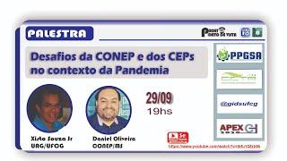 Desafios da CONEP e dos CEPs no contexto da pandemia