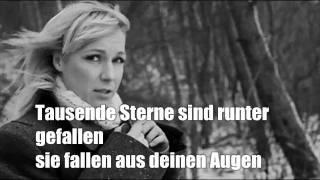 Lenna Mina Jään/Ich Bleibe German Lyrics (Deutsche übersetzung)