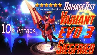 Variant Evo 3 Siegfried Test - Monster Super League