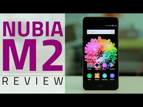 Nubia M2 Review | Camera Test, Specifications, Features, And More