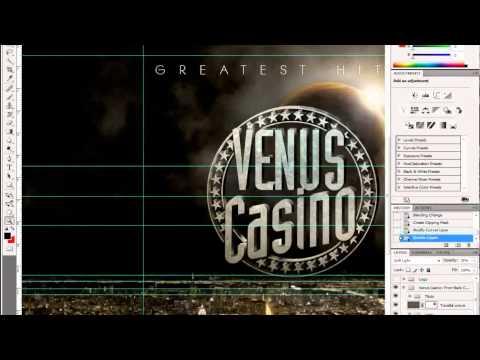 Venus Casino - Digital artwork for debut album cover - By  Devilnax.mp4