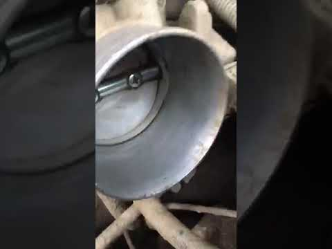 Уаз. Замена воздушного фильтра УАЗ буханка