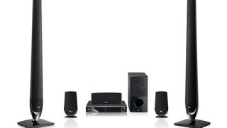 Lg ht806 home theater system.