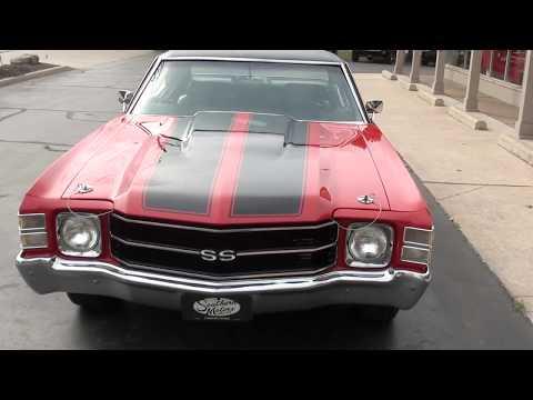 1971 Chevrolet Chevelle SS $38,900.00