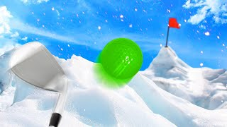 HOW TO GET A HOLE IN ONE EVERY TIME! (Golf It)