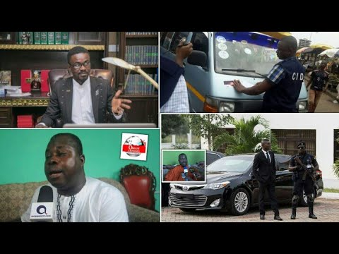 Odifuor kwabena tawiah Revealed Secret: Is NAM 1 really at CID Office or.....