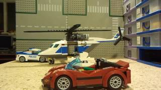 Lego City Review: Set 60138 High Speed Chase.