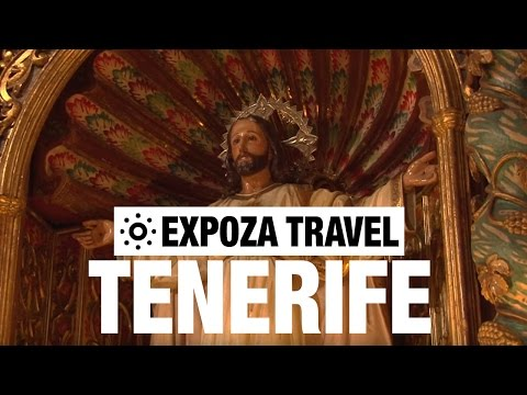 Tenerife (Spain) Vacation Travel Video Guide