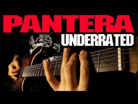 TOP 10 PANTERA UNDERRATED RIFFS