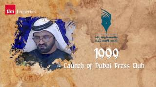 History Of Dubai Animation