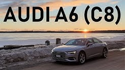 KOEAJO: Audi A6 (C8) - Tarkkaan mietitty kokonaisuus