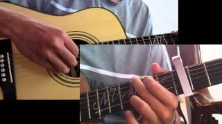 hướng dẫn Nhỏ ơi solo guitar - Trọng Thô Bỉ