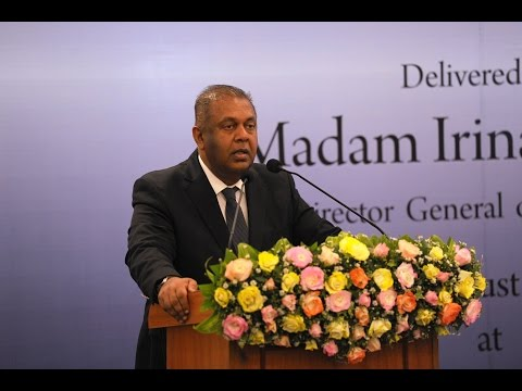 Introductory Remarks by Foreign Minister to Keynote Address by UNESCO Director General