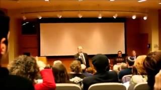 David Horowitz - Slams Radical Muslims Palestinians, Argues with leftists