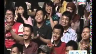 Stand Up Comedy Metro TV Bangga akan Indonesia 26 03 2013 3 3