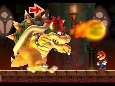 Super Mario Maker - 100 Mario Challenge #6 (Expert Difficulty)