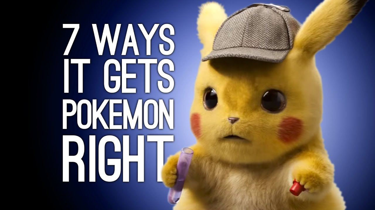 Detective Pikachu is on Track to be the Highest Grossing Video Game