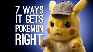 7 Ways Detective Pikachu Gets Pokemon Right - NO SPOILERS