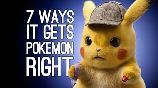 7 Ways Detective Pikachu Gets Pokemon Right - NO SPOILERS