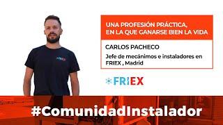 ¿Qué es ser instalador para Friex? Una formación práctica con la que ganarse la vida