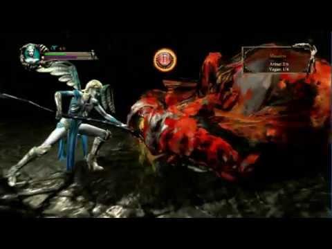 Dante's Inferno - Trials of Saint Lucia  (Lucia N°18)