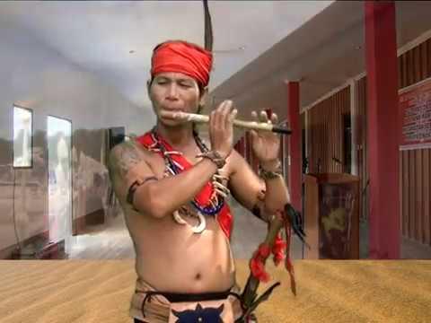 Lagu dayak Amboyo - Aan Baget, Syentia, Markurius Uwing, Opay rinyuakng, Wiro pansigar.