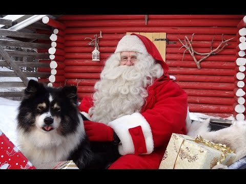 Santatelevision Youtube Channel Trailer - Internet TV Of Santa Claus In Lapland Finland