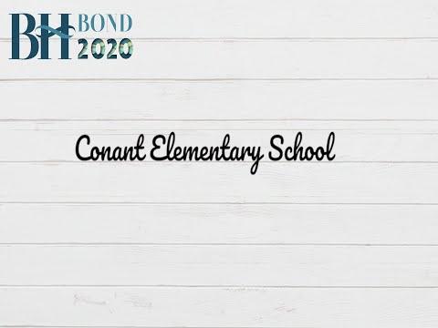 Bloomfield Hills Schools Bond 2020 Information Meeting at Conant Elementary School