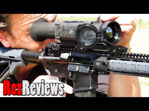 Pulsar TRAIL XP50 Thermal Rifle Scope - COMPREHENSIVE OVERVIEW ~ Rex Reviews