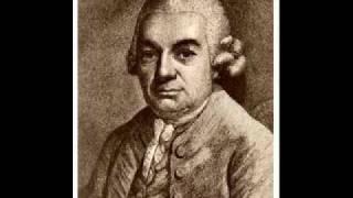 Carl Philip Emanuel Bach : Douze variations sur les Folies d'Espagne