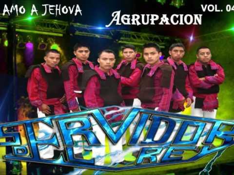 Agrupacion Servidores Del Rey, Vol#4,Musica Cristiana, Disco Completo, De San Juan Atitan