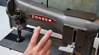 The Walking Foot Industrial Sewing Machine Every Guy Wants and Why