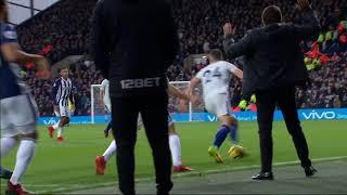 Вест Бромвич - Челси. 0:4. Обзор матча. 18.11.2017