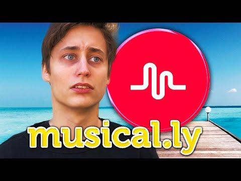 Tvingas göra musical.ly :(