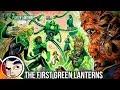Green Lanterns Vs Ultimate Lantern Volthoom! - Rebirth Complete Story