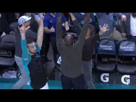 Jeremy Lamb GAME-WINNER - Pistons vs Hornets | Dec 12, 2018 | 2018-19 NBA Season