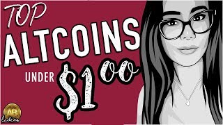 TOP ALTCOINS Under 1 DOLLAR  !