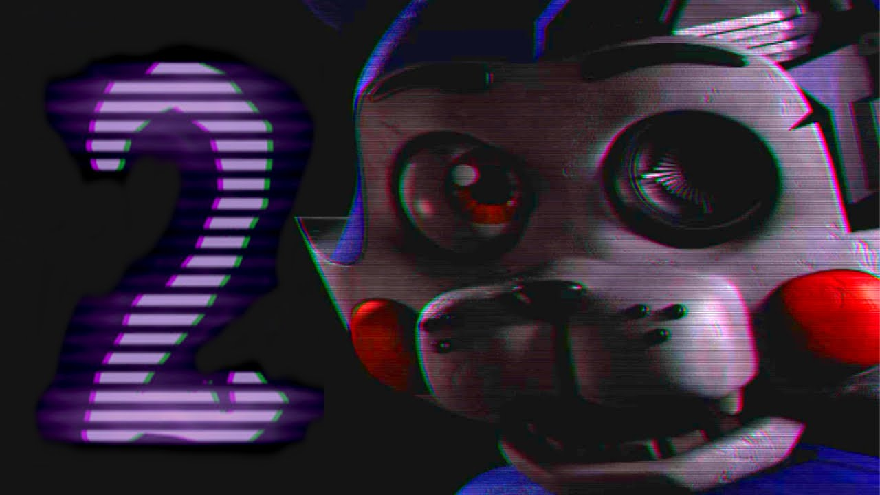 Five Nights At Candy S 2 Official Night 1 Fnac 2 Youtube
