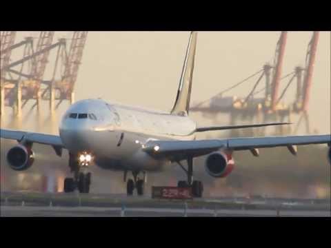 20 Takeoffs on Runway 4L at Newark Liberty International Airport KEWR / EWR