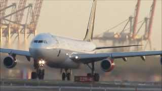 20 Takeoffs on Runway 4L at Newark Liberty International Airport KEWR / EWR