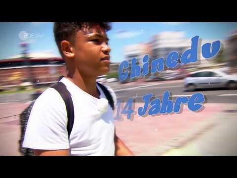 Chinedu von der Jungs-WG in Barcelona - ZDFtivi
